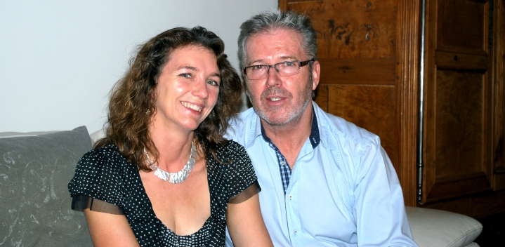 Angéla et Philippe