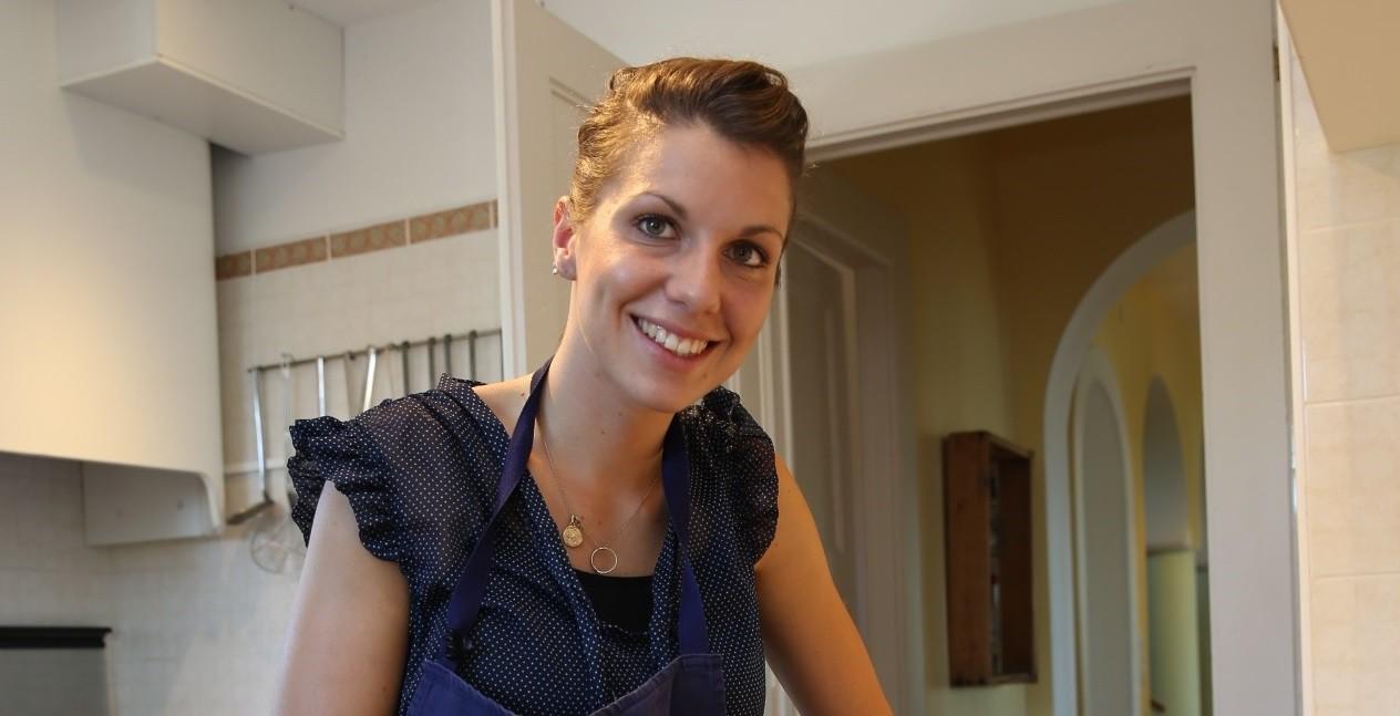 Mathilde cuisini re et issue d une famille de p cheurs for Ecole superieure de cuisine francaise