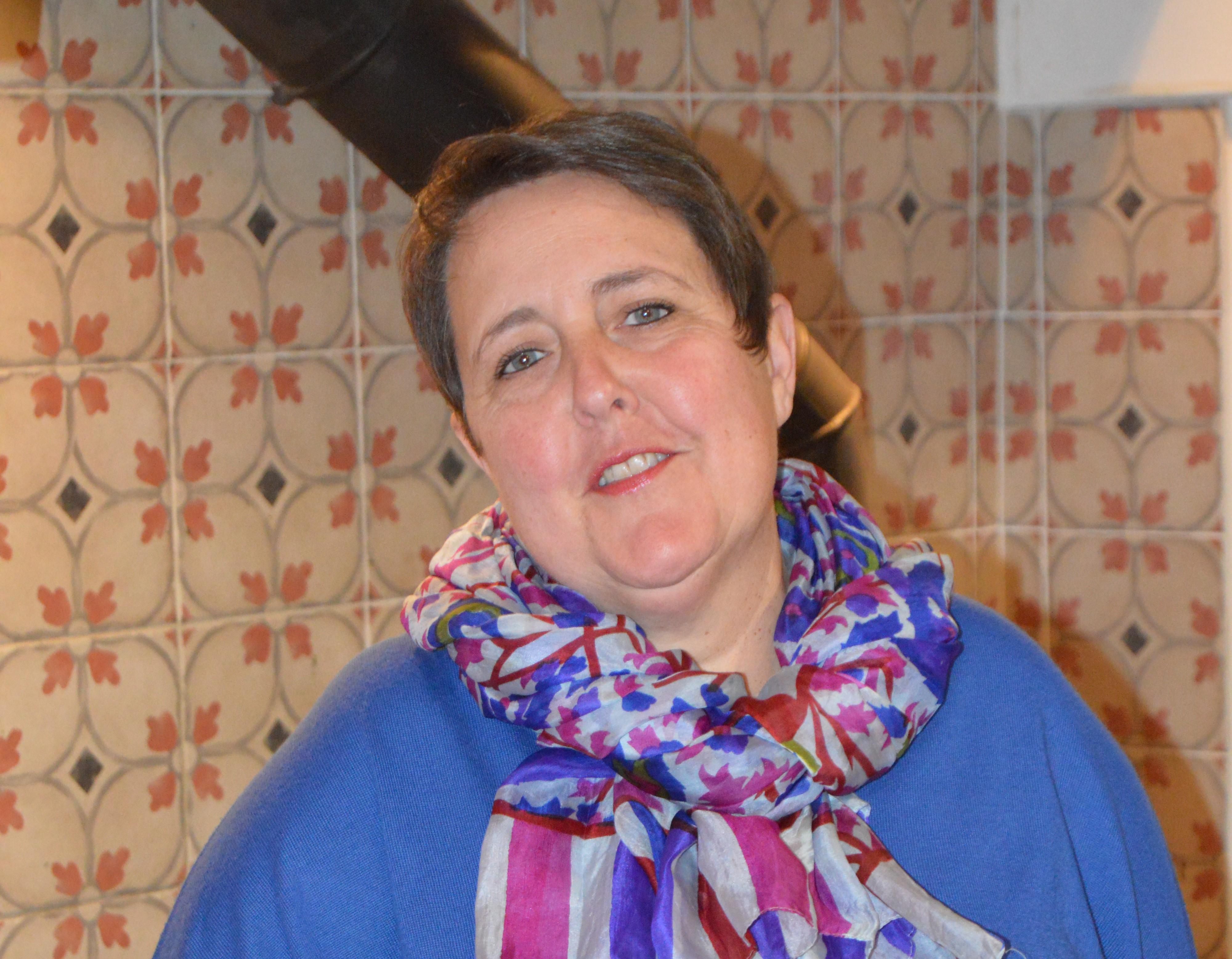 Agnès est propriétaire de gîtes et de chambres d'hôtes dans le Vaucluse