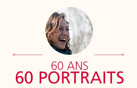 60 portraits