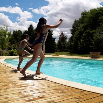 La piscine de La Reculée
