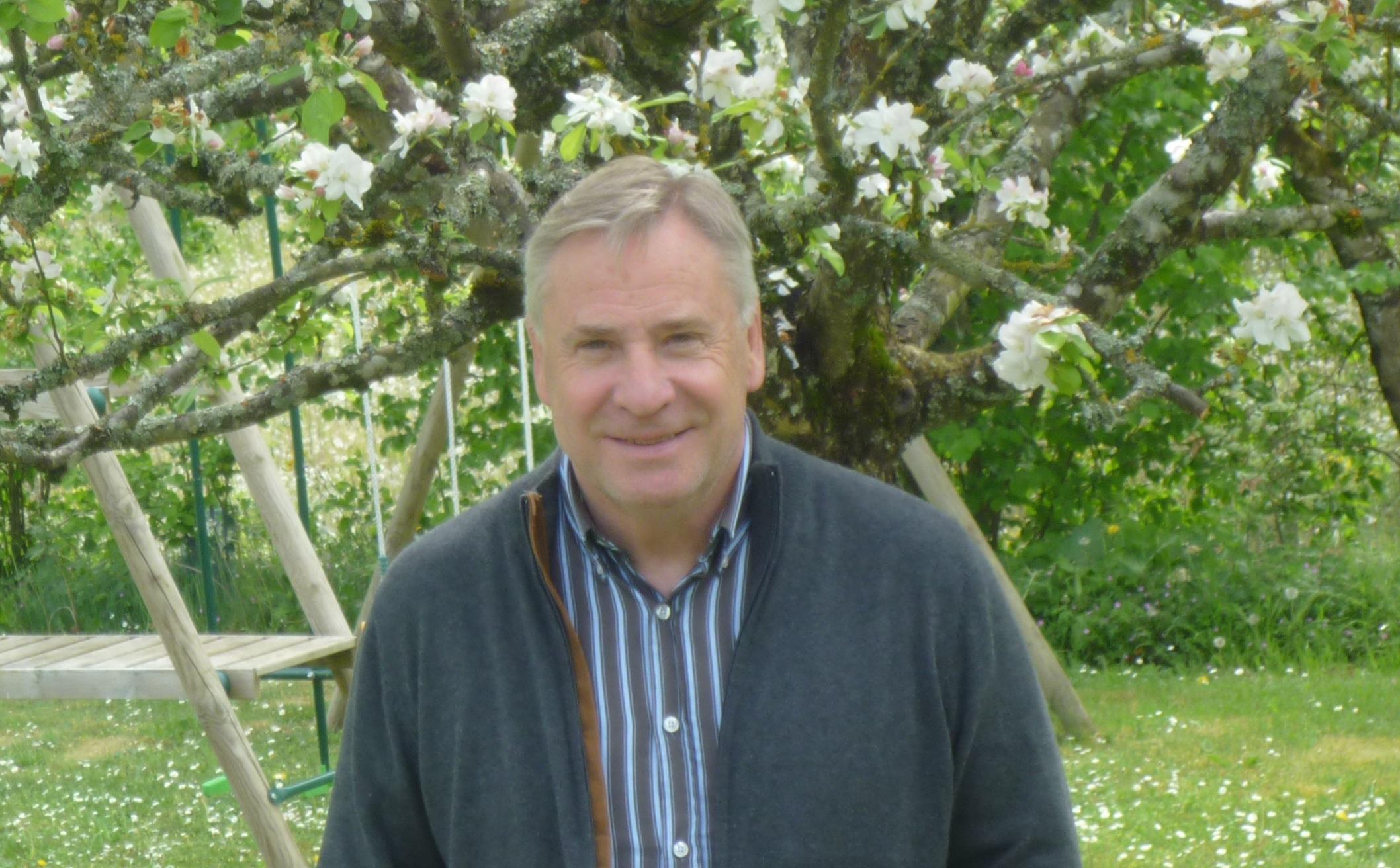 Régis, producteur de truffes noires en Charente