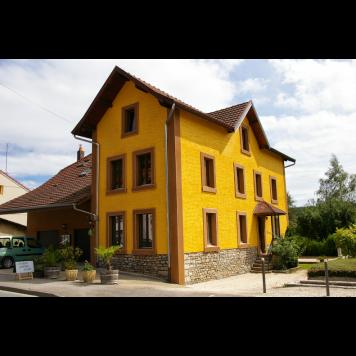 La maison jaune de Jean-Pierre
