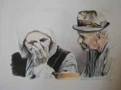 """Portrait """"Complicité"""""""