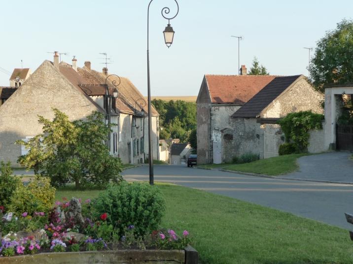 La commune de Chalou-Moulineux