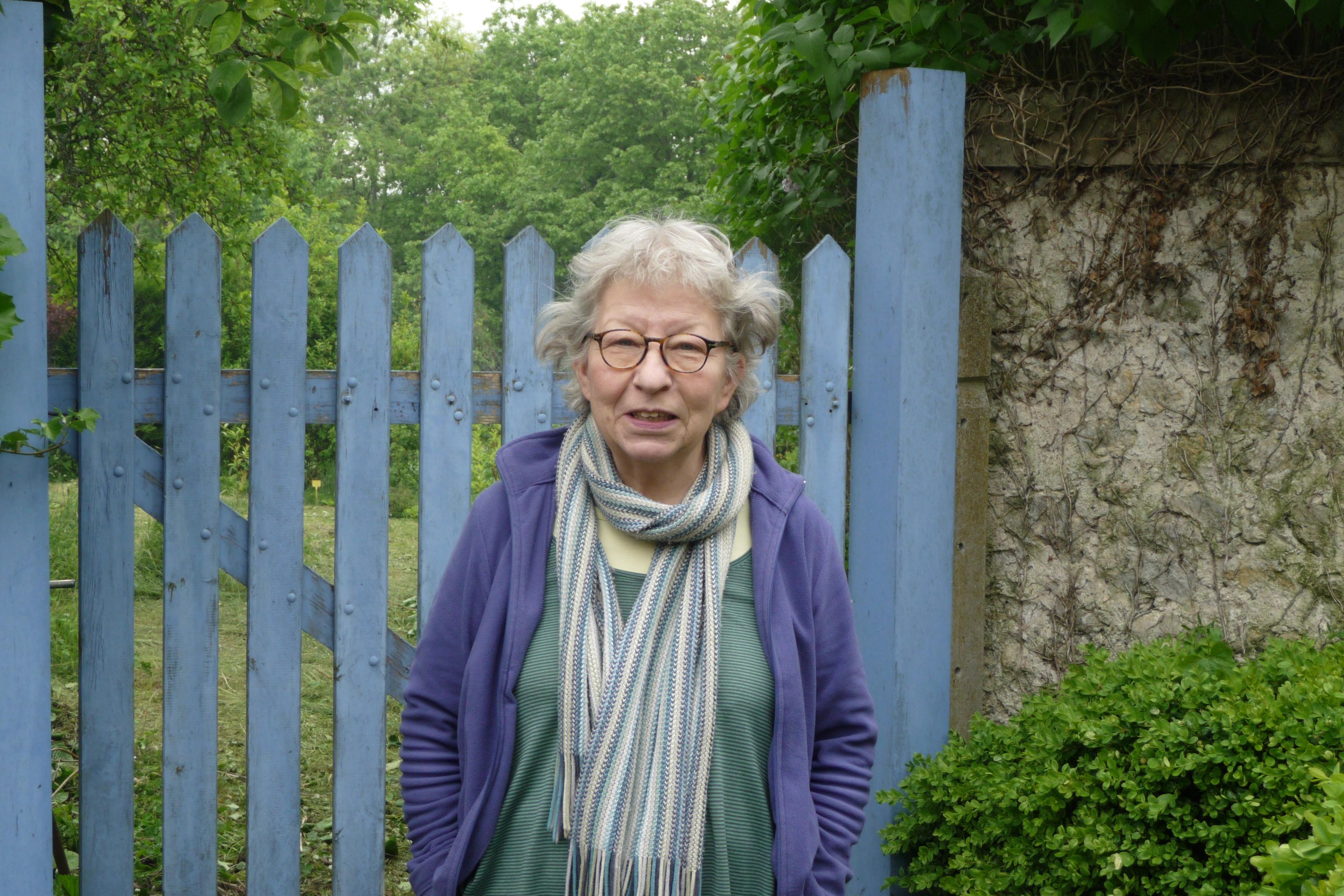 Geneviève est propriétaire d'un gîte dans l'Essonne