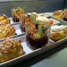 Un dessert gourmand par Brigitte