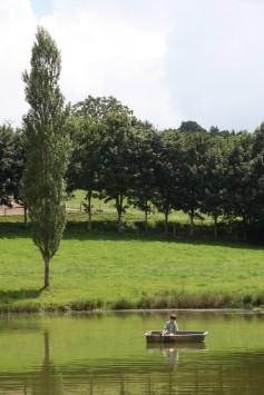 Le Masbareau dispose de plusieurs étangs