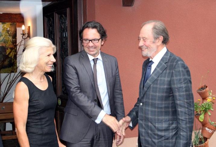 Rencontre avec Monsieur Frédéric Lefebvre