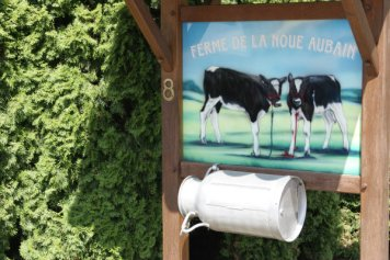 """""""La Noue Aubain"""", la ferme de Brigitte et Pierre"""