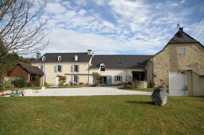 La maison d'hôtes de Yvette et Gérard