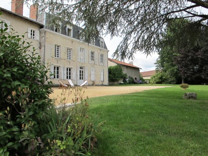 La maison d'hôtes Le Masbareau