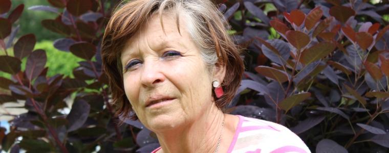 Anne, propriétaire d'un gîte et de chambres d'hôtes dans la Haute-Vienne