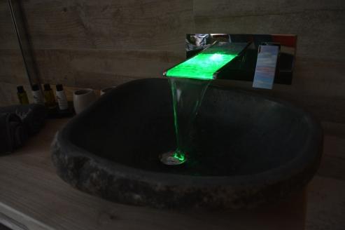 Même le robinet est féerique !