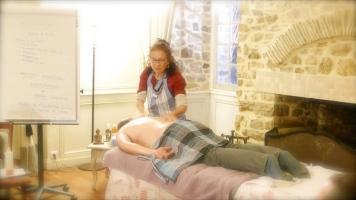 Formation de massages ayurvédiques