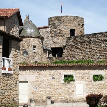 Le Malzieu est une cité médiévale