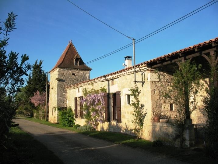 Au Pigeonnier de Quittimont dans le Lot et Garonne