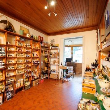La boutique de produits du terroir par Savine et Michèle