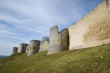 Remparts de Coucy-le-Château-Auffrique