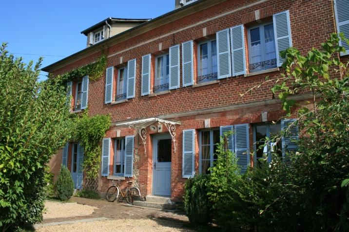 La maison d'Anne et Dominique
