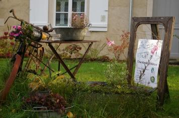 Accueil jardin