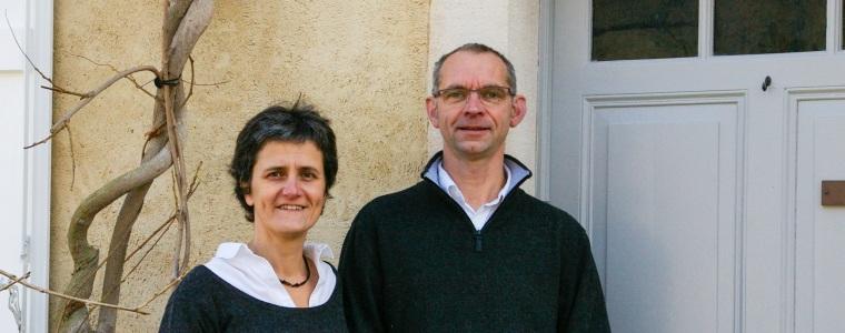 Gilles et Isabelle, propriétaires de chambres d'hôtes dans la Meuse
