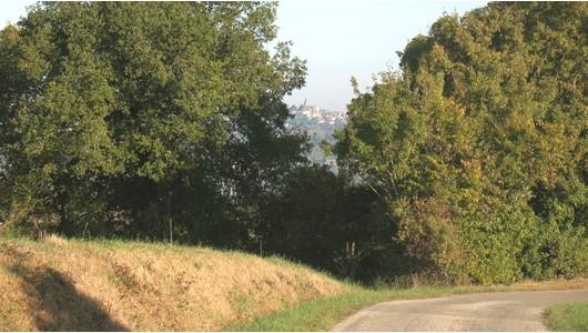 Les routes cyclo dans le Lot et Garonne