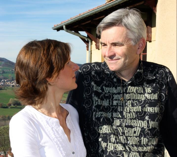 Nathalie et Philippe font confiance à Gîtes de France depuis plus de 15 ans
