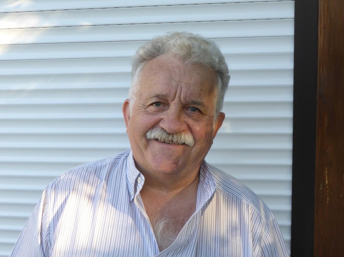 Daniel, fondateur et président de l'association