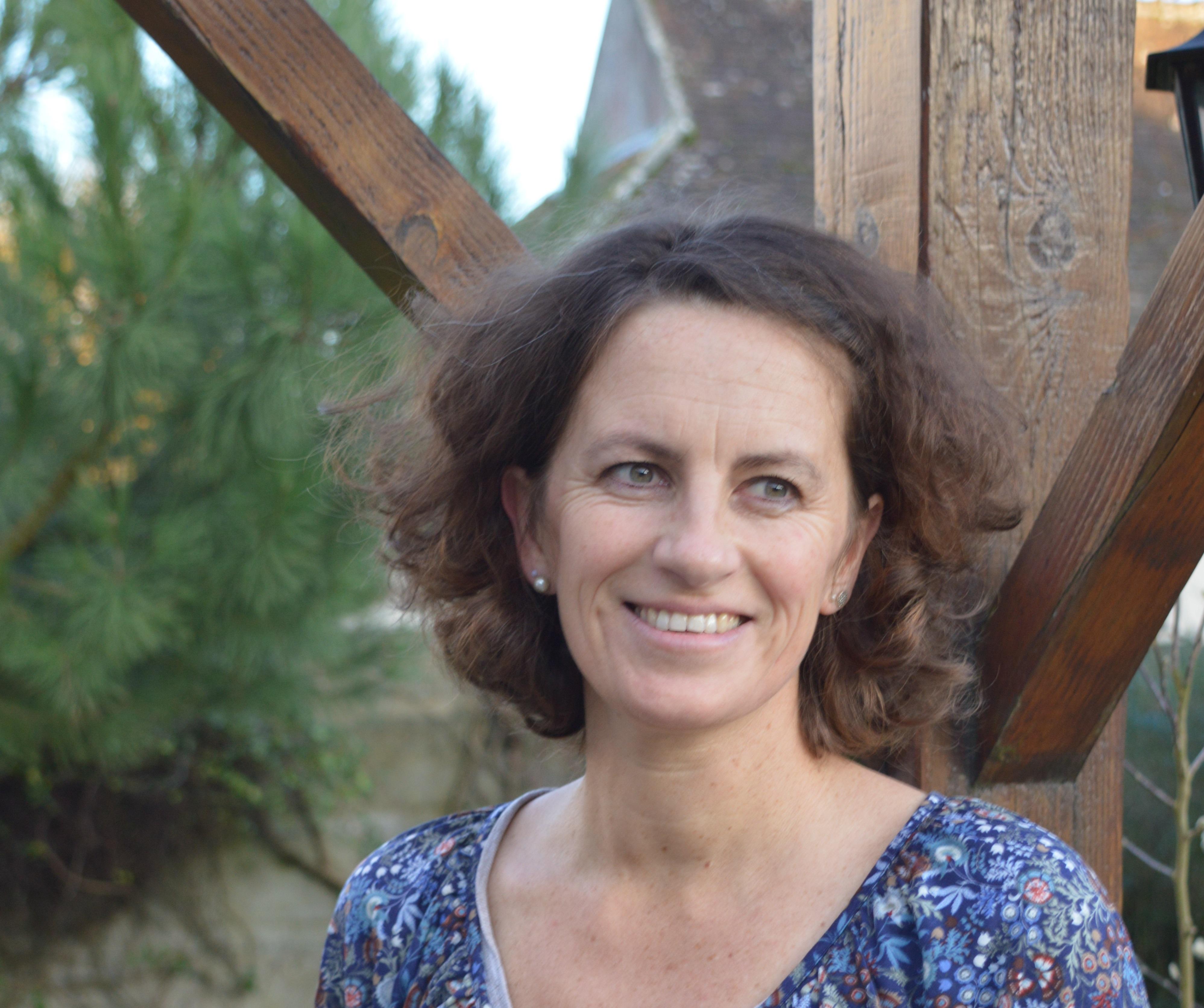 Rachel, propriétaire d'un gîte en Seine et Marne