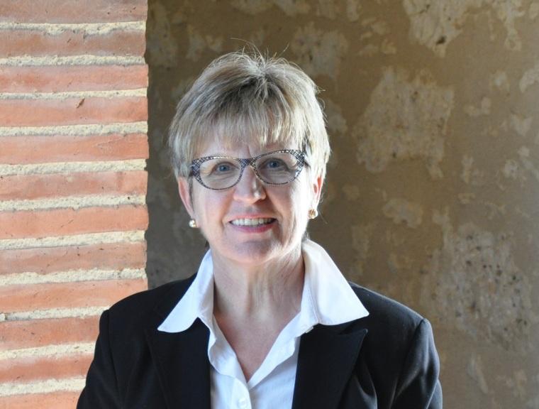 Michèle, propriétaire d'un gîte de groupe dans le Tarn et Garonne
