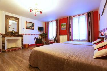 La chambre rouge