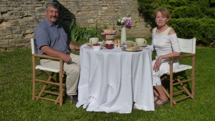 Jean-Paul et Colette