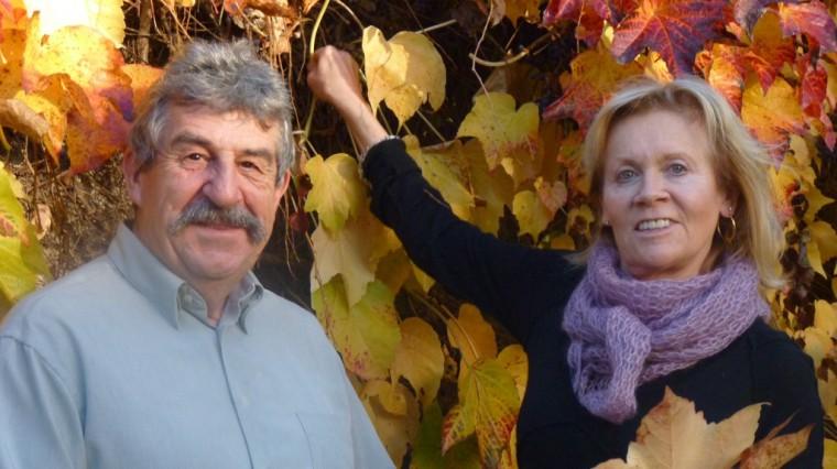 Jean-Paul et Colette, propriétaires de chambres d'hôtes en Haute-Saône