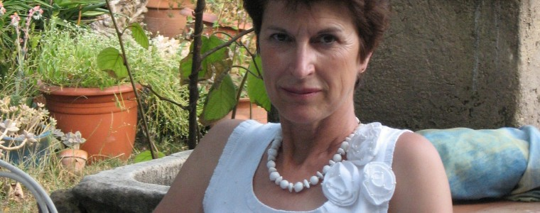 Nadine, propriétaire d'un gîte dans l'Ain