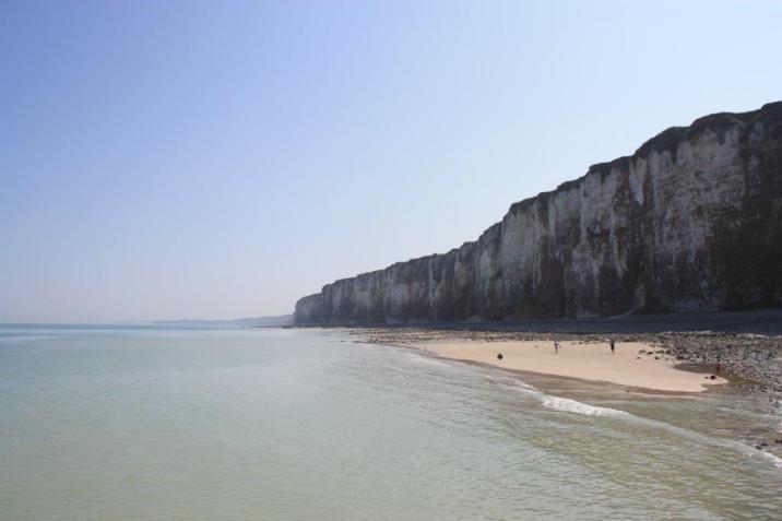 A 3 kilomètres seulement se trouve les falaises de Veulettes-sur-Mer