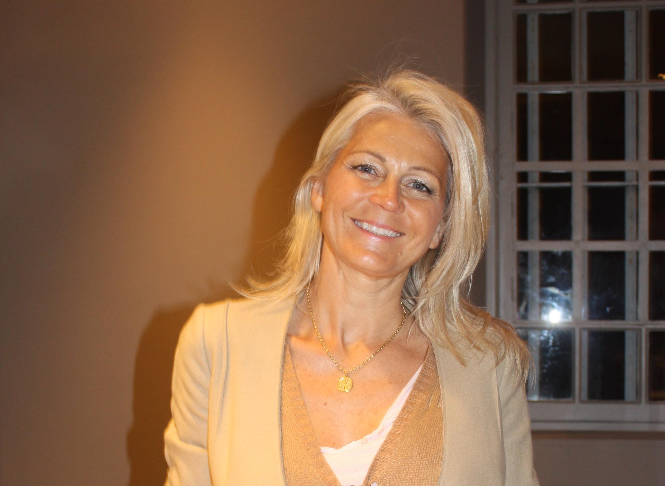 Marie, propriétaire d'un gîte en Seine-Maritime