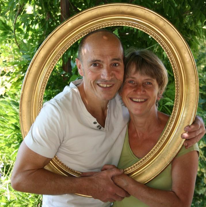 Philippe et Véronique vous feront découvrir leur belle région