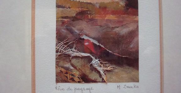 Peinture à Herbeauchamp dans la Meuse