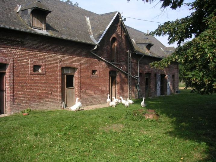 La maison avant les travaux