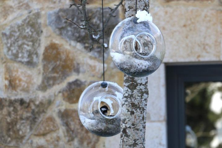 Petits nichoirs pour les oiseaux