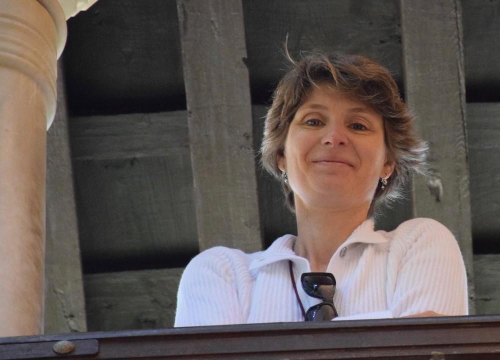 Nathalie, propriétaire de gîtes ruraux en Seine-Maritime