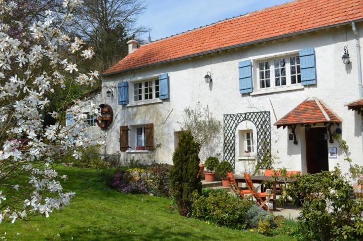 Bienvenue au sein de la maison d'hôtes de Julie et Jean-François
