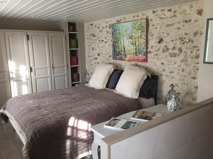 """La chambre """"L'Aubierge"""""""