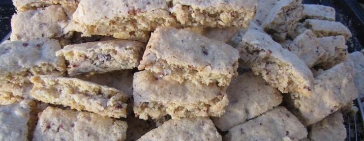 Les biscuits aux noisettes de Mamema