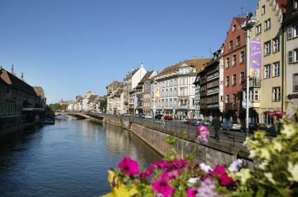Strasbourg au printemps