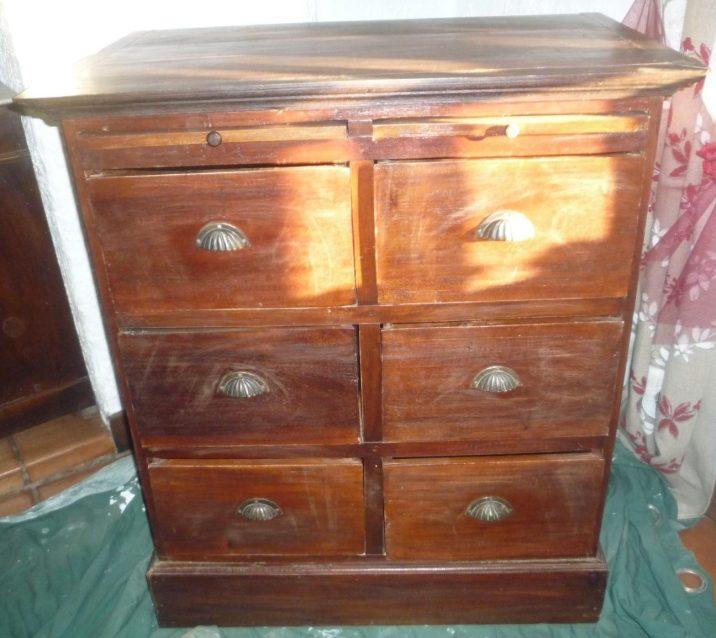 Voici le meuble d'origine choisi par Béatrice