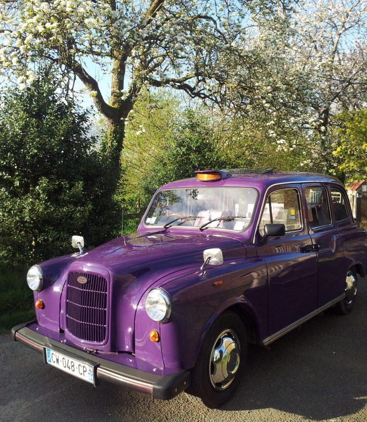 Le taxi de Sylvie et Frédéric, pour de belles promenades en Suisse Normande