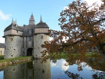 Le manoir privé de la Saucerie près de Domfront